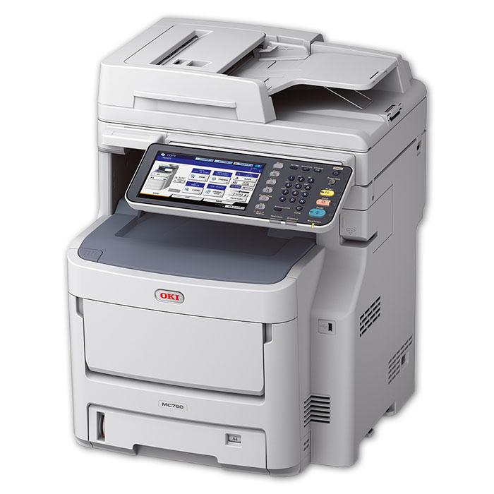 Neue OKi A4 Druckerflotte