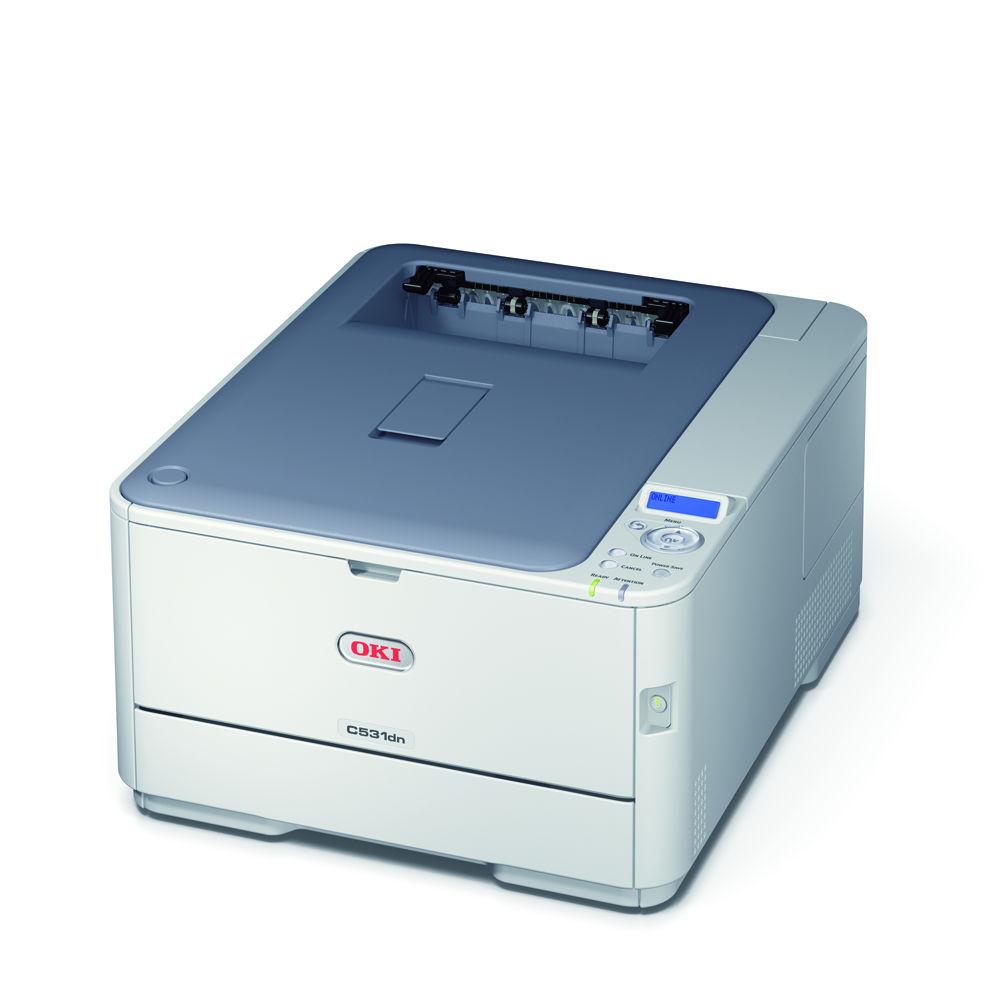 OKI C531dn LED Farbdrucker