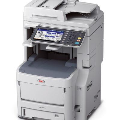 OKI MC780dfnfax