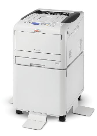 OKI Pro8432WT der neue und kompakte A3-Weisstoner-Drucker