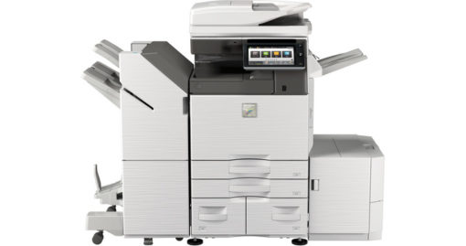 Sharp MX-3061_Finisher_Grossraum