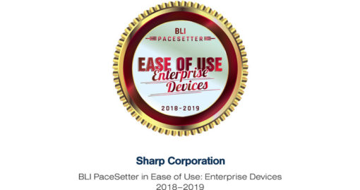 sharp-ease-of-use-enterprise-devices-pacesetter-2018-2019