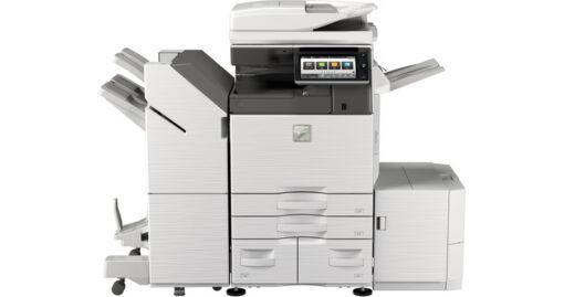 Sharp MX-3051_Finisher_Grossraum