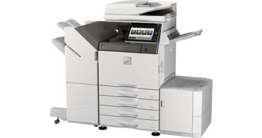 Sharp MX-3051_Finisher_Grossraum_Seite