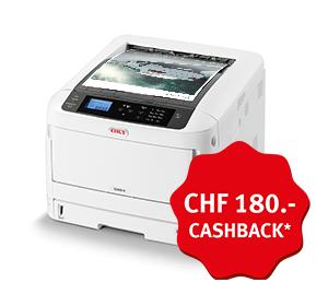 OKI C824n_Cash_Back