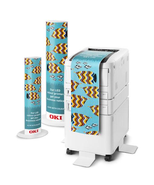 OKI C844dnw Banner