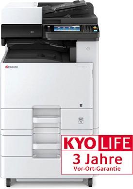 KYOCERA ECOSYS M8130cidn_KL3+PF-470 inkl. (2x500 Blatt)