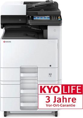 KYOCERA ECOSYS M8130cidn_KL3+PF-471 inkl. (3x500 Blatt)