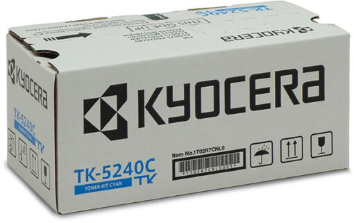 Kyocera Toner TK-5240C Cyan