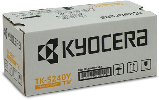 Kyocera Toner TK-5240Y Yellow