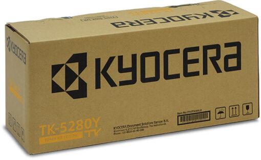 Kyocera Toner TK-5280Y Yellow