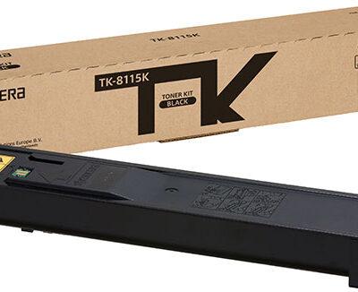 Kyocera Toner TK-8115K Black